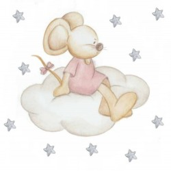 Ratoncita nube